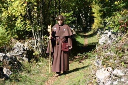 Pelgimage le chemin de saint- jacques