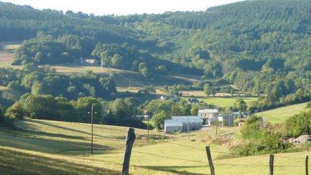 Het gebied dat de identiteit van de Haut-Languedoc weergeeft